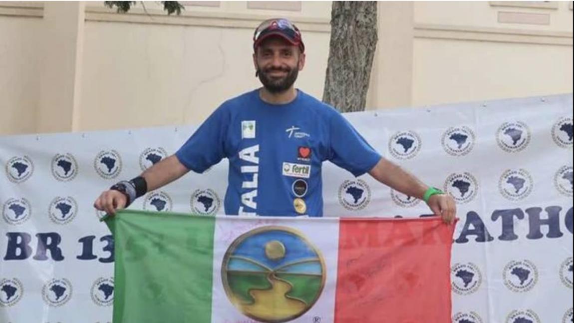 Simone Leo, l'ultramaratoneta di Cinisello diventa scrittore