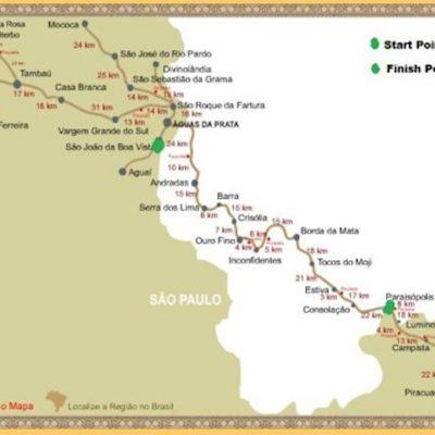 BRAZIL 135 ULTRAMARATHON – 225 KM BRASILE
